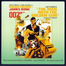 John Barry – The Man With The Golden Gun (Original Motion Picture Soundtrack)
